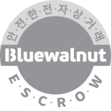 Bluewalnut 구매안전(에스크로)서비스